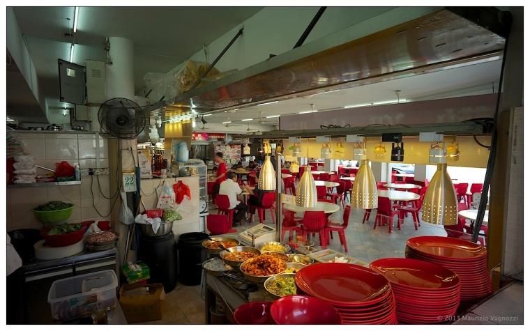 Geylang restaurant