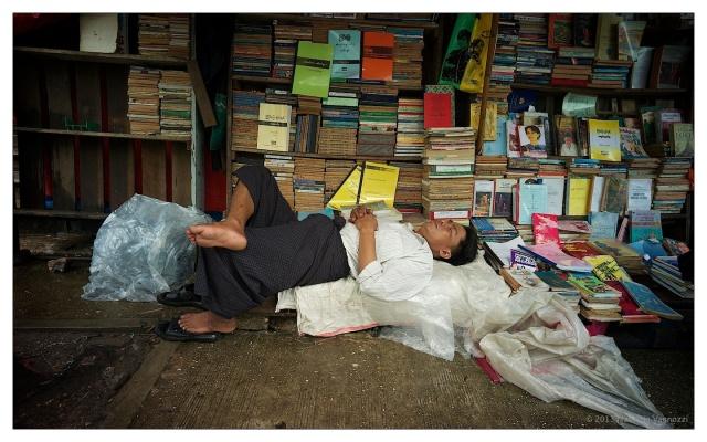 Yangon Main St 1