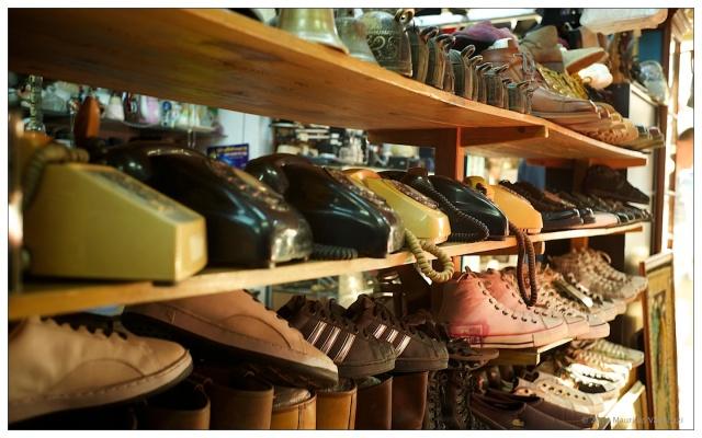 campane scarpe telefoni