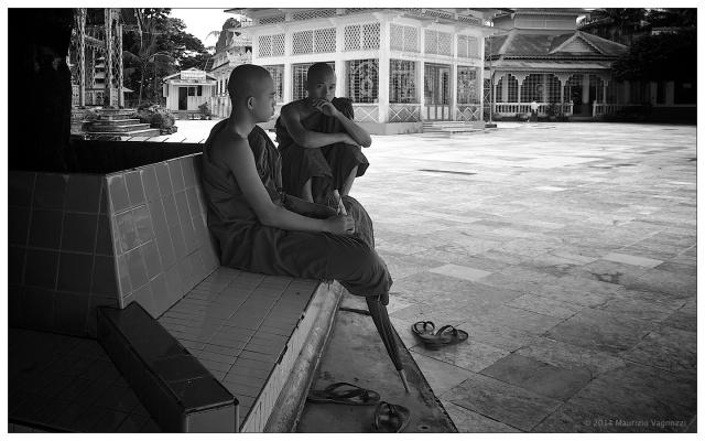 monk student