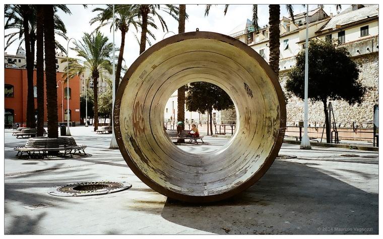 Genova ok Kodak 400 ISO film  6