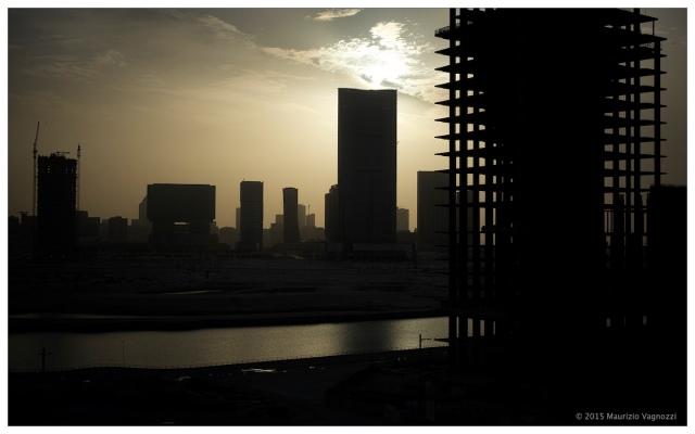 sun tower sunset 2