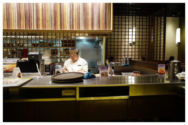 Singa-ore sushi tei
