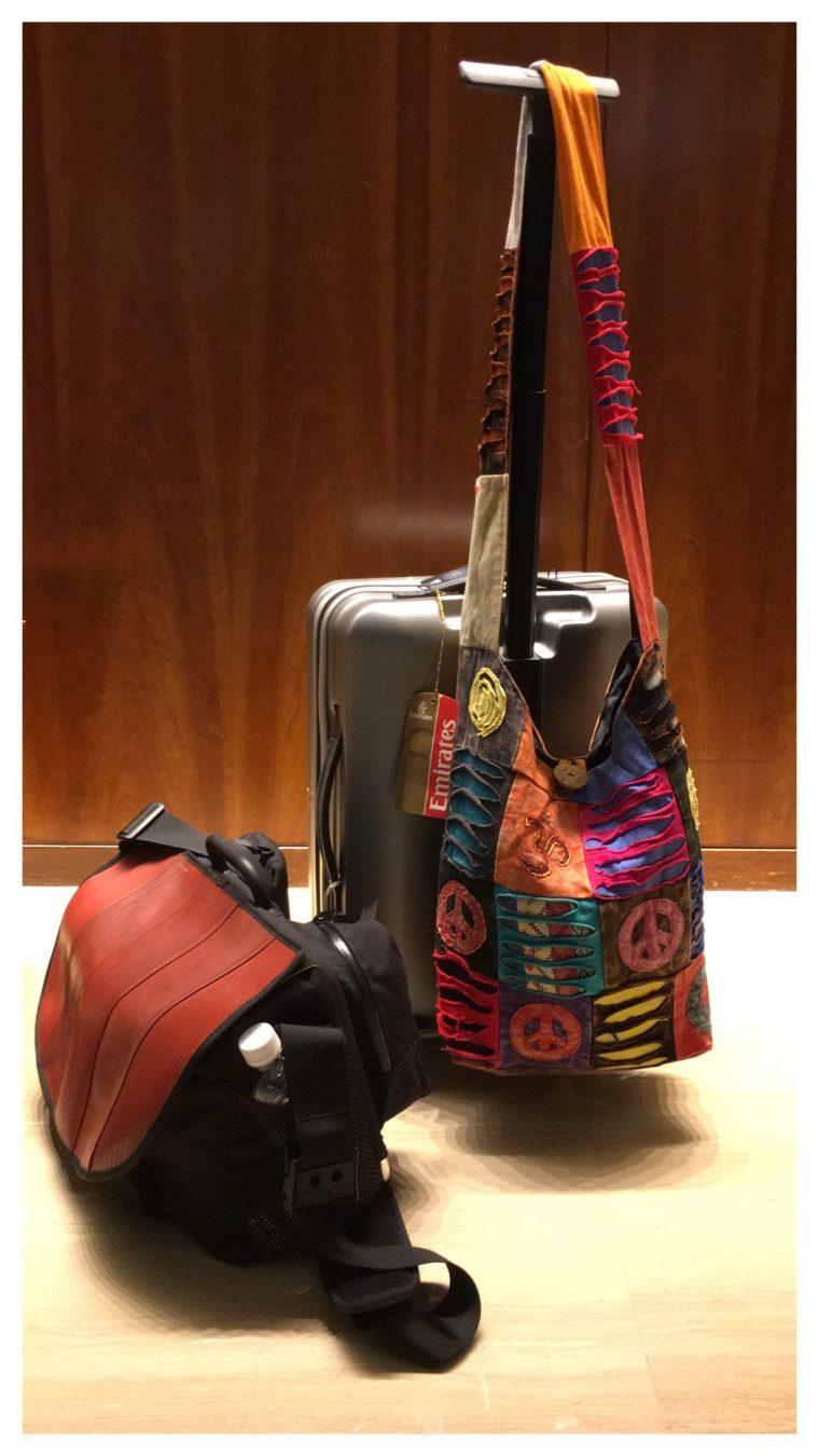 Travel hippy
